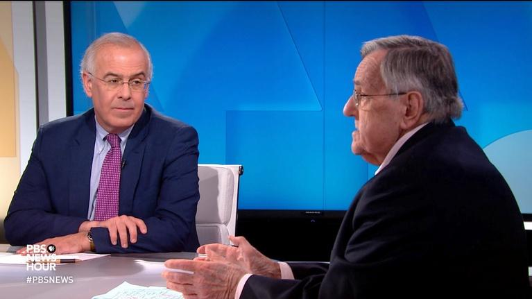PBS NewsHour: Shields and Brooks on SC stakes, Trump's virus response
