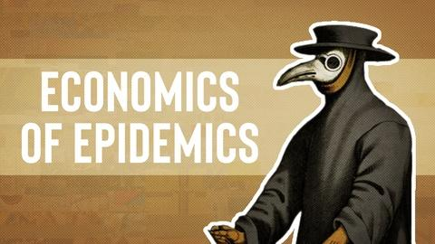 Origin of Everything -- Economic Lessons from Past Pandemics