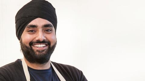 The Great British Baking Show -- S4: Meet the Bakers: Rav