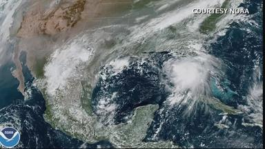The 'dangerous' threat posed by slow-moving Hurricane Sally