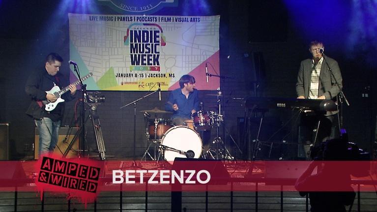 Amped & Wired: Betzenzo