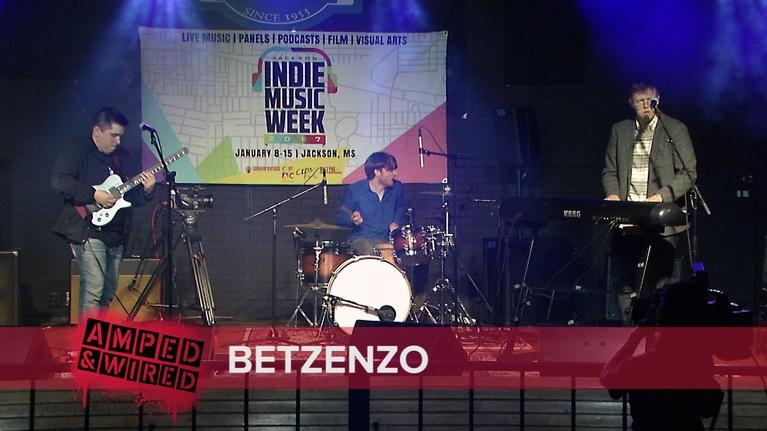 Amped & Wired: Betzenzo