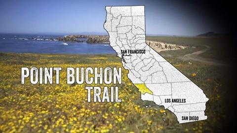 California Coastal Trail -- Point Buchon Trail: The Gateway to a Secluded Coastline
