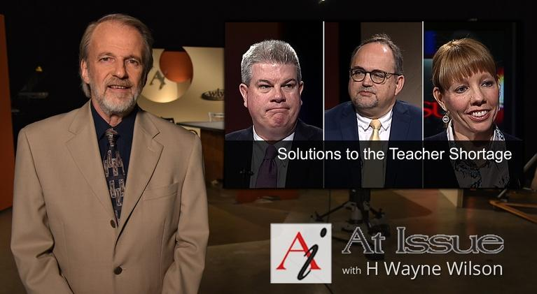 At Issue: S31 E36: Solutions to the Teacher Shortage