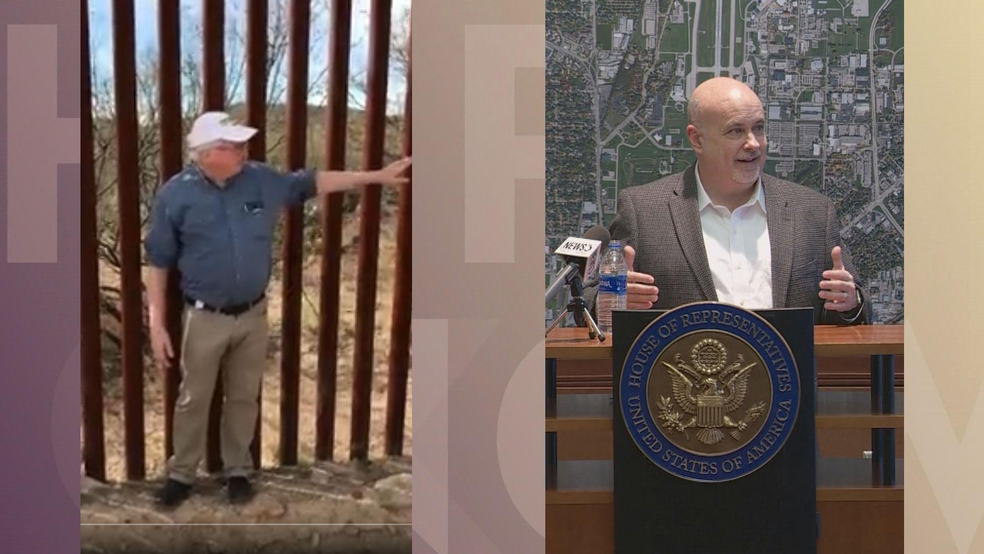 Wisconsin Politicians Discuss Border Wall Funding