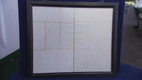 Antiques Roadshow -- Appraisal: April 9, 1865 Civil War Letter