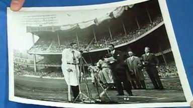 Appraisal: 1948 Babe Ruth Photograph