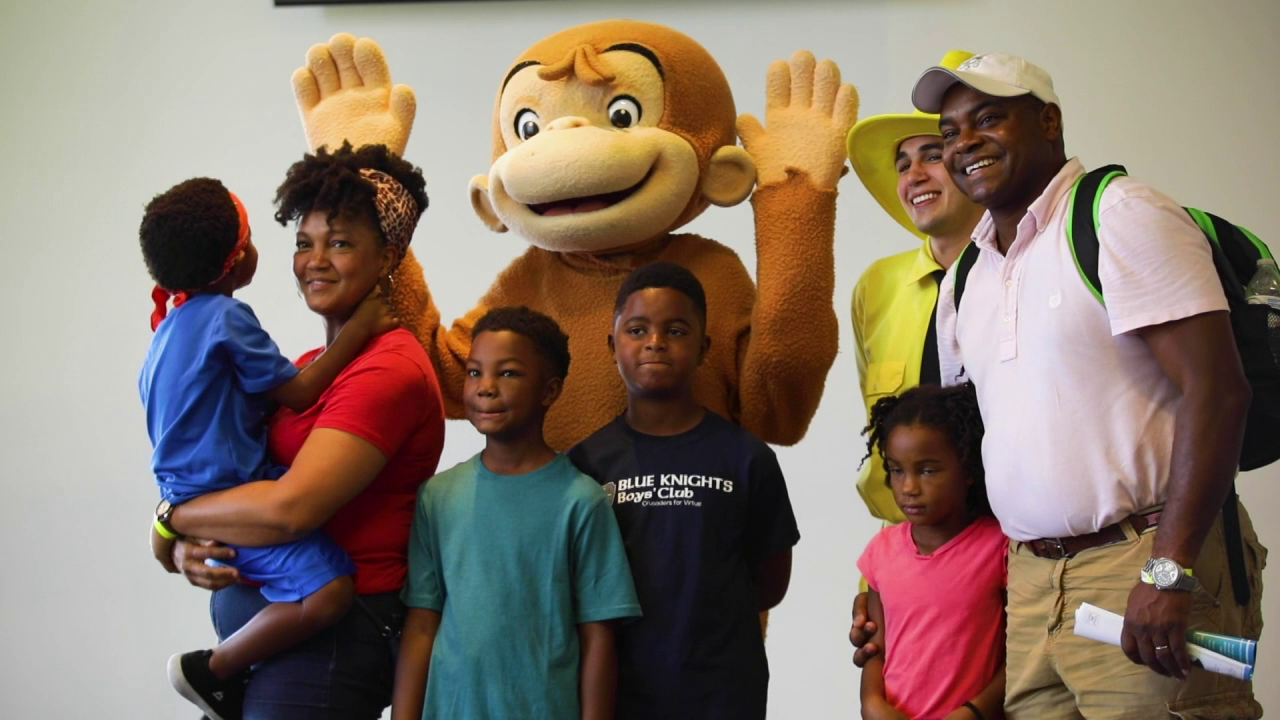 Free Tuesday at the Glazer Museum with Curious Geo