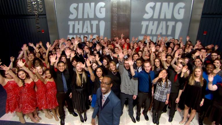 Sing That Thing!: Sing That Thing! Through the Seasons