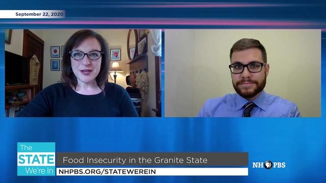 9/22/2020 - Food Insecurity in the Granite State
