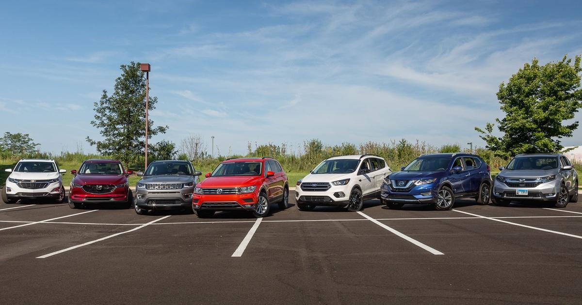 Cars.com Compact SUV Challenge & 2017 Callaway SC750