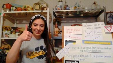 Understanding Angles and Lines - Allison Hladik-Fourth Grade