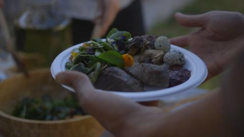 Tending Nature -- Decolonizing Cuisine with Mak-'amham