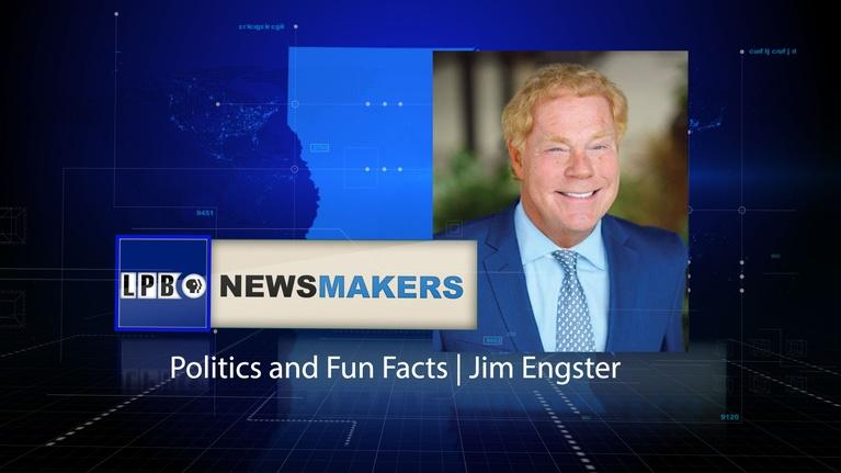 Newsmakers: Politics and Fun Facts | Jim Engster | 10/16/19 | Newsmakers