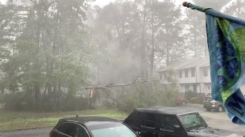 News Wrap: Tropical Storm Isaias pummels East Coast