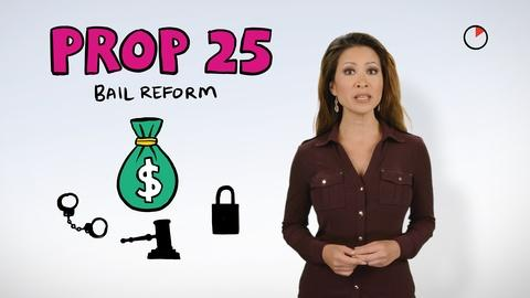 Ballot Brief -- Prop 25 in a Minute: Bail Reform