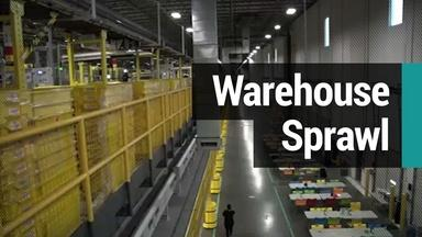 Warehouse expansion met with pushback