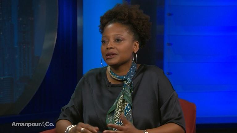 "Amanpour and Company: Tracy K. Smith on Her New Book ""Wade in the Water"""