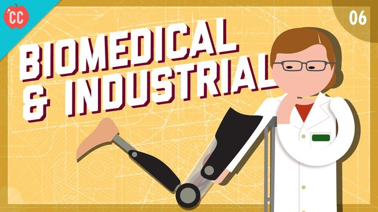 Crash Course Engineering: Biomedical & Industrial Engineering