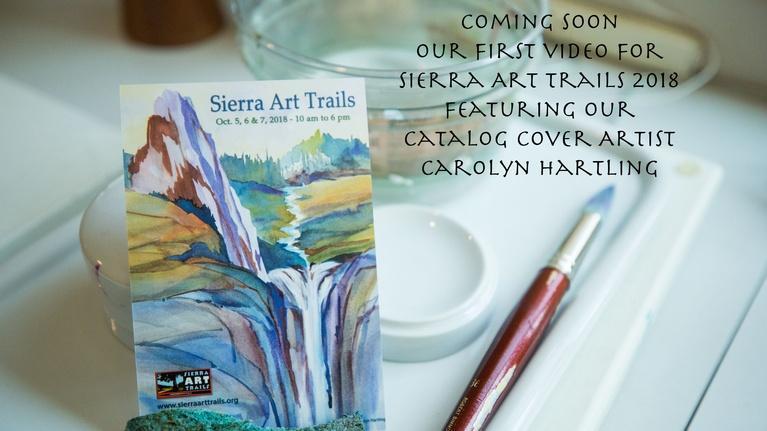 byYou Art & Culture: Sierra Art Trails Open Studio Tour: Carolyn Hartling