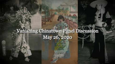 ViewFinder -- Vanishing Chinatown Panel Discussion