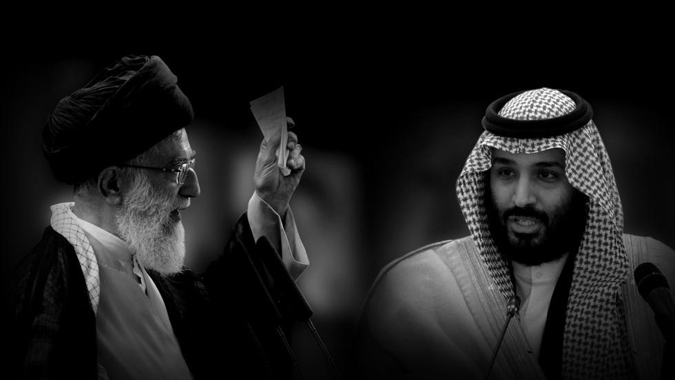 S35 Ep17: Bitter Rivals: Iran and Saudi Arabia (Part One) image