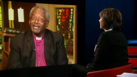 Amanpour on PBS -- Amanpour: Michael Hayden and Bishop Michael Curry