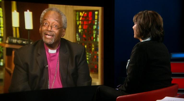 Amanpour on PBS: Amanpour: Michael Hayden and Bishop Michael Curry