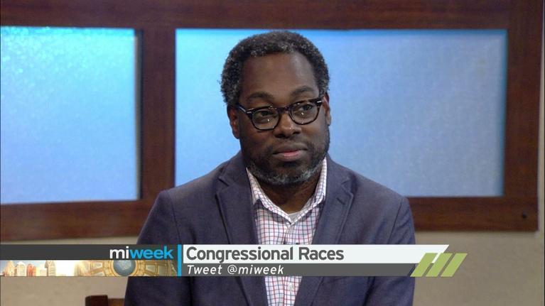MiWeek: Congressional & Senate Races