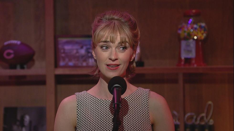 Web Extra: Lisa O'Hare Sings 'Wouldn't it Be Loverly' image