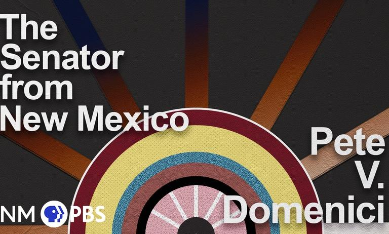 The Senator from New Mexico: Pete V. Domenici