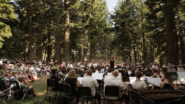 Symphony for Nature: The Britt Orchestra at Crater Lake: The Inspiration Behind 'Natural History'