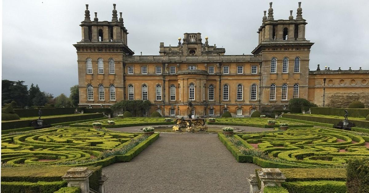 You Are Cordially Invited | Blenheim Palace | PBS
