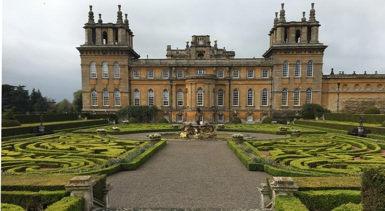 You Are Cordially Invited: Blenheim Palace