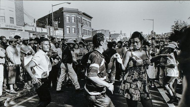 Washington in the 90s: Mount Pleasant Riots