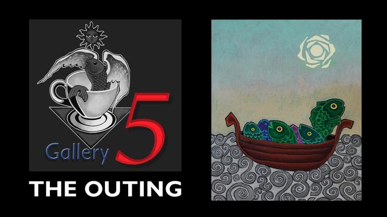 byYou Art & Culture: THE OUTING - A Solo Exhibit