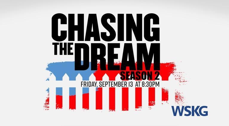 Chasing the Dream: Chasing the Dream Season 2 Promo