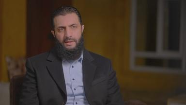 Former Al Qaeda leader in Syria gives first U.S. interview