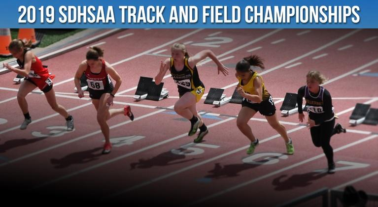 High School Activities: 2019 SDHSAA Track and Field Championships