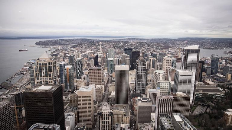 Crosscut Now: February 18, 2020 - 'Saving' Downtown Seattle's Long History