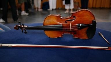 Appraisal: 1924 Martin Nebel & Brother Violin