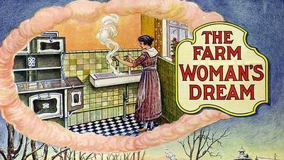 A Farm Woman's Dream