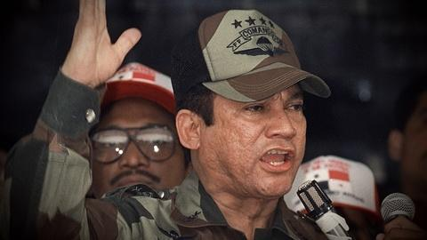 The Dictator's Playbook -- Ep 4: Manuel Noriega | Prologue