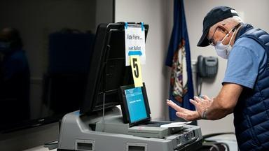 News Wrap: Va. online voter registration down on final day