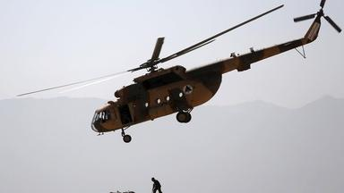 Abandoned by the U.S., Afghan fighter pilot faces new threat
