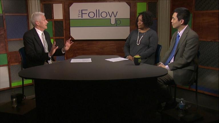 The Follow Up: After Show - 4/13/18 with Dawn Hinton and Lee Trepanier