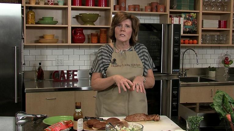 The LECOM Healthy Living Kitchen with Mary Mulard: Episode 106