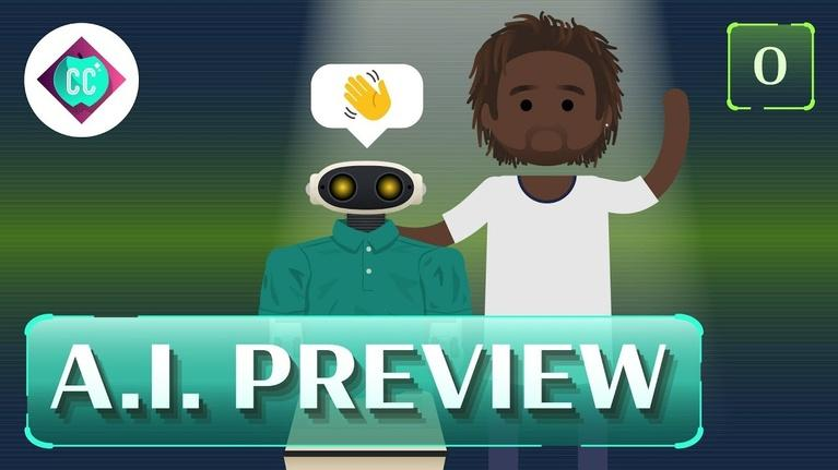 Crash Course: PREVIEW: Crash Course Artificial Intelligence