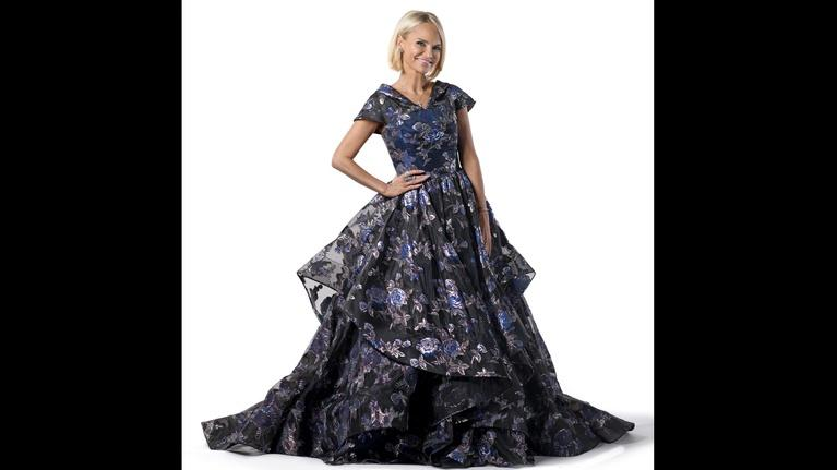 Christmas With The Tabernacle Choir: The Dresses