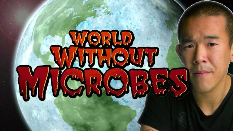 I Contain Multitudes: A World Without Microbes: An Apocalyptic Thought Experiment